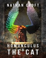 Homunculus and the Cat (The Omnitheon Cycle Book 1) - Book Cover