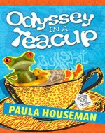 Odyssey In A Teacup - Book Cover