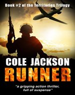 RUNNER: a gripping action thriller full of suspense (The Territories Trilogy Book 2) - Book Cover