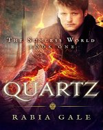 Quartz: The Sunless World Book One - Book Cover