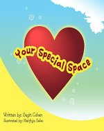 Children's book: Your Special Place: Beautiful illustrated picture book for kids, Value book for children, Early readers, Bedtime story for kids. (You are Not Alone 3) - Book Cover