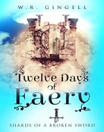 Twelve Days Of Faery - Book Cover
