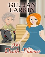 The Death Planner (Storage Ghost Murders Book 6) - Book Cover