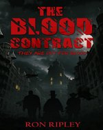 The Blood Contract - Book Cover