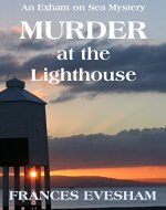 Murder at the Lighthouse - Book Cover