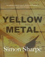 Yellow Metal - Book Cover