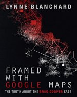 Framed With Google Maps - Book Cover