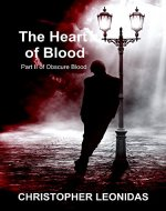 The Heart of Blood (Obscure Blood Book 2) - Book Cover