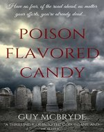 Poison Flavored Candy - Book Cover