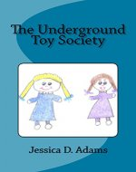 The Underground Toy Society - Book Cover