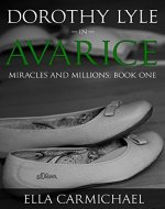 Dorothy Lyle in Avarice - Book Cover