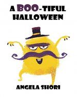 A Boo-tiful Halloween - Book Cover