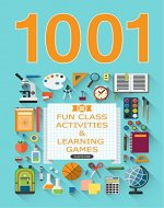 1001 Fun Class Activities & Learning Games - Book Cover