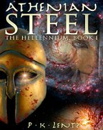 Athenian Steel (The Hellennium Book 1) - Book Cover