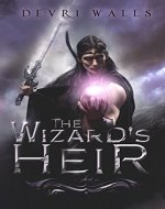 The Wizard's Heir - Book Cover