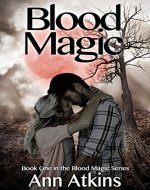 Blood Magic (Blood Magic Series Book 1) - Book Cover