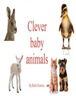 Clever Baby Animals - Book Cover