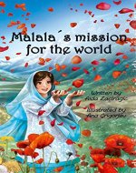 Malala's mission for the world - Book Cover