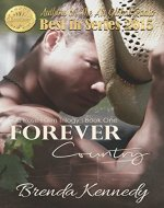 Forever Country (The Rose Farm Trilogy Book 1) - Book Cover