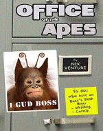 Office of the Apes - Book Cover