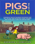 Pigs on the Green - Book Cover