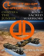 Lightship Chronicles, Chapter 6 : The Junker - Book Cover