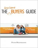 The First Home Buyers Guide - Book Cover