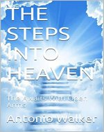 GUARENTEED STEPS THAT WILL GET YOU  INTO HEAVEN....: This Extrodinary Book Gives The Exact Steps into Heaven! - Book Cover