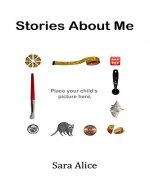 Stories About Me - Book Cover