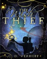 The Wish Thief - Book Cover