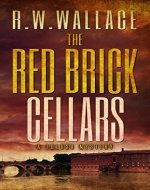 The Red Brick Cellars: A Tolosa Mystery - Book Cover