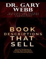 Book Descriptions That Sell: Writing Descriptions That Tempt Readers to Buy NOW! (Self Publishing Skills Series 2) - Book Cover