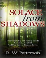 Solace From Shadows: Where Mortality and Eternity Collide (Heart and Soul Book 1) - Book Cover