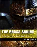 The Brass Squire (Knights of the Dusk Book 1) - Book Cover