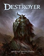The Destroyer - Book Cover