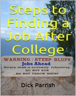 Steps to Finding a Job After College - Book Cover