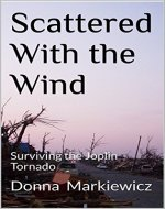Scattered With the Wind - Book Cover