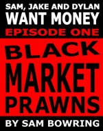 Sam, Jake and Dylan Want Money: Episode 1 - Black Market Prawns - Book Cover