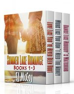 Summer Lake Romance Boxed Set (Books 1-3) - Book Cover