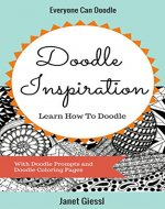 Doodle Inspiration: Learn How To Doodle - Book Cover