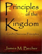 Principles of The Kingdom: God's Success Principles - Book Cover