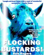Flocking Bustards! - Book Cover