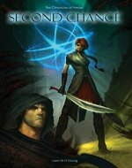 Second Chance: The Chronicles of Freylar - Book Cover