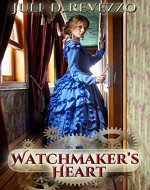 Watchmaker's Heart - Book Cover