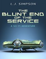 The Blunt End of the Service - Book Cover
