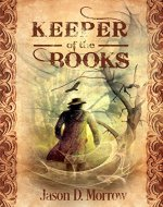 Keeper of the Books (Keeper of the Books, Book 1) - Book Cover
