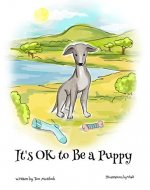 It's OK to Be a Puppy - Book Cover