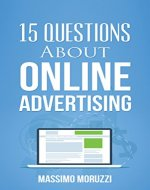 15 Questions About Online Advertising - Book Cover