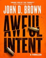 Awful Intent (Frank Shaw Book 2) - Book Cover