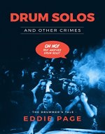 Drum Solos and Other Crimes - Book Cover